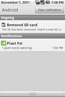Screenshot of Plant Pal