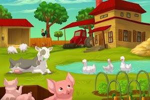Screenshot of Ферма - обучение для детей
