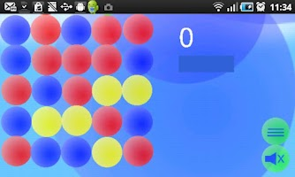 Screenshot of Bubbles fun