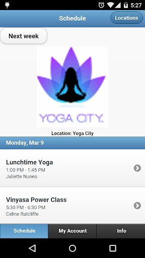 Yoga City Mississauga