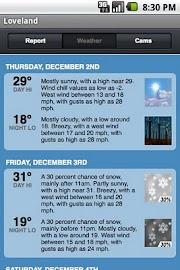 OnTheSnow Ski & Snow Report Screenshot 12