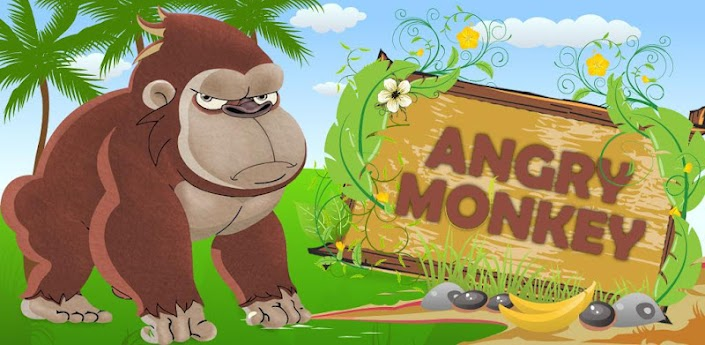 Free download game for Android phone Angry Monkey