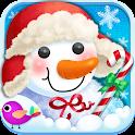 Snowman Salon icon