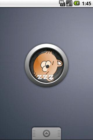 Sleepy Battery Bear- screenshot