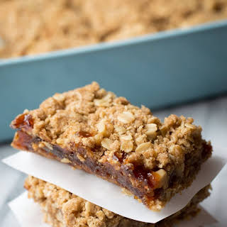 Jam-Filled Granola Bars.