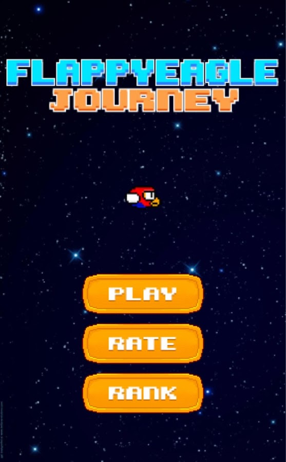 Clumsy Eagle Journey - screenshot