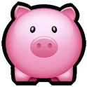 용돈관리 - 작은 용돈 - 완전 간단 용돈 기록장 icon