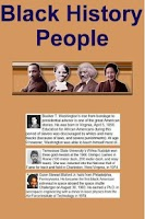 Screenshot of Black History People
