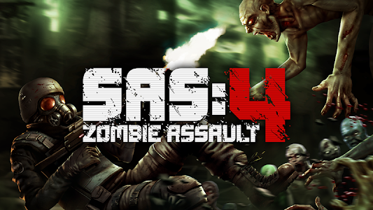 SAS: Zombie Assault 4 v1.8.0 (Mod Money/Revive/Unlock)