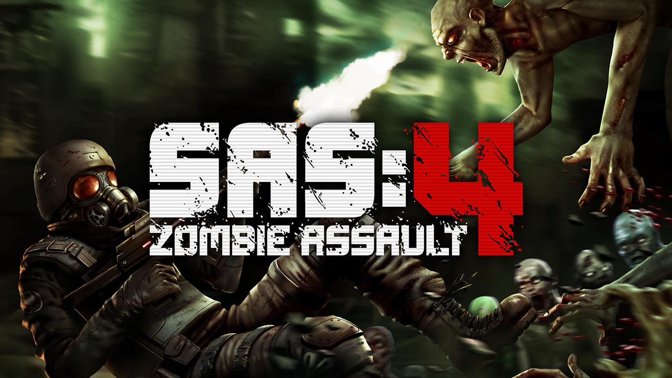 Screenshots of SAS: Zombie Assault 4 for iPhone