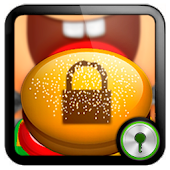 Fast Food theme Go Locker