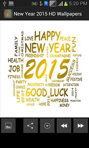 New Year 2015 HD Wallpapers
