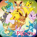 Pikachu Kawai Classic New 2014 icon