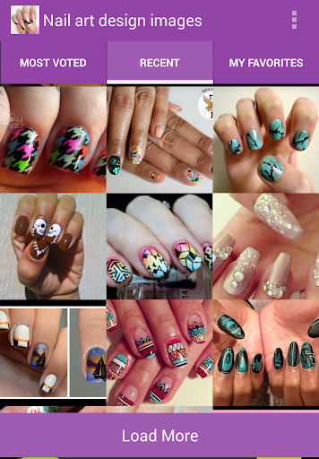 Nail art images and design