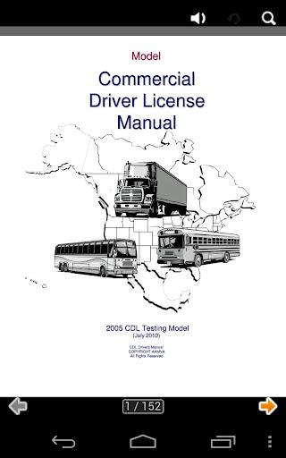 Iowa CDL manual