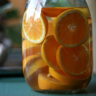 Orange Liqueur or Orange Flavored Vodka