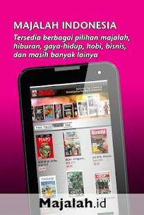 Majalah Indonesia- screenshot thumbnail