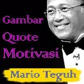 Gambar Quote Mario Teguh