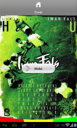 IWAN FALS - Hijau 1992