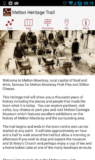 Melton Mowbray Heritage Trail