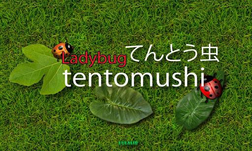 【免費休閒App】Tentomushi (Ladybugs)-APP點子