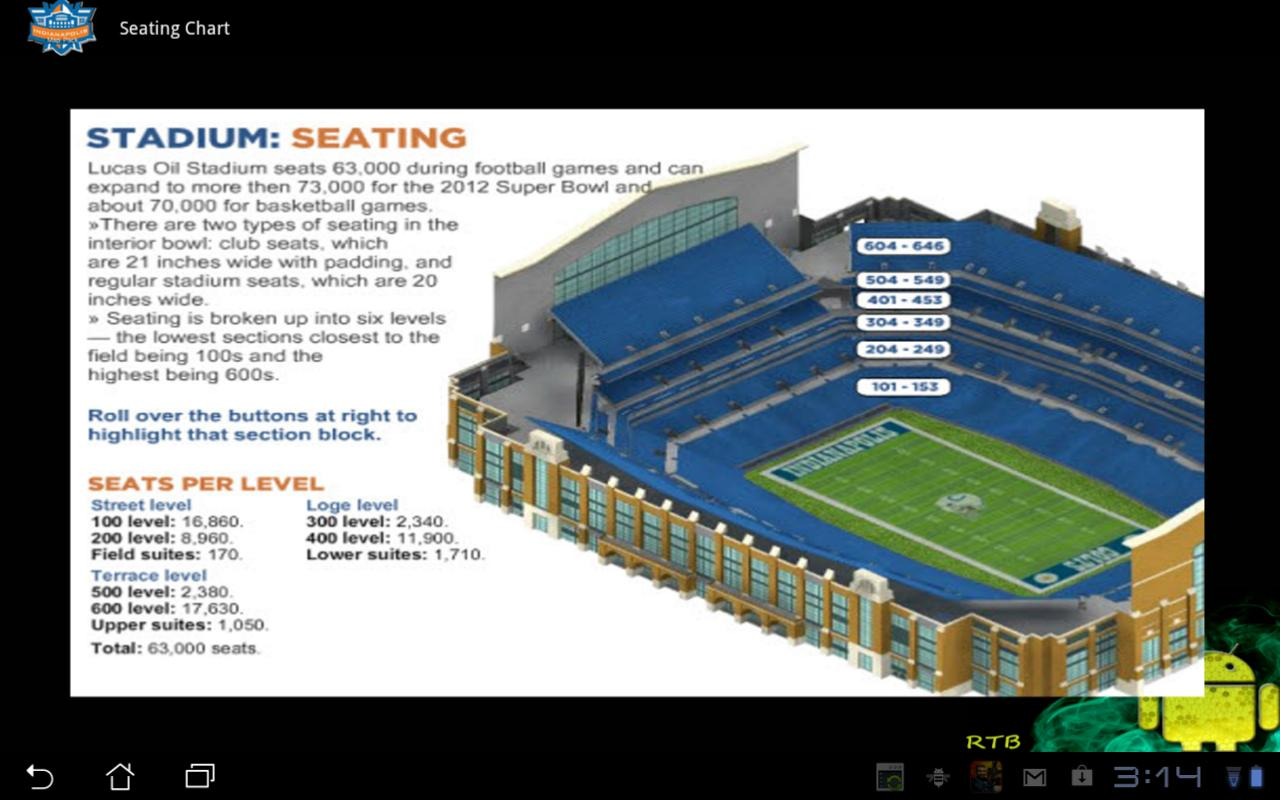 Super Bowl 2012 Map Pack - screenshot