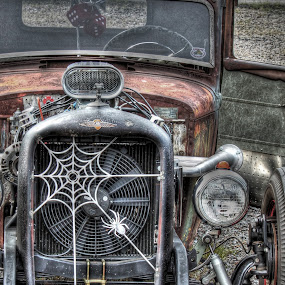 Rat Rod by Michael Holland - Transportation Automobiles (  )