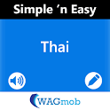 Learn Thai by WAGmob logo