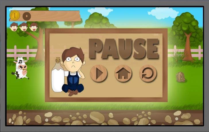 Sapi Gila - screenshot