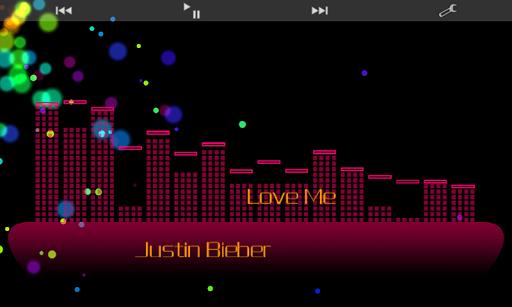 Music Audio Glow no ads
