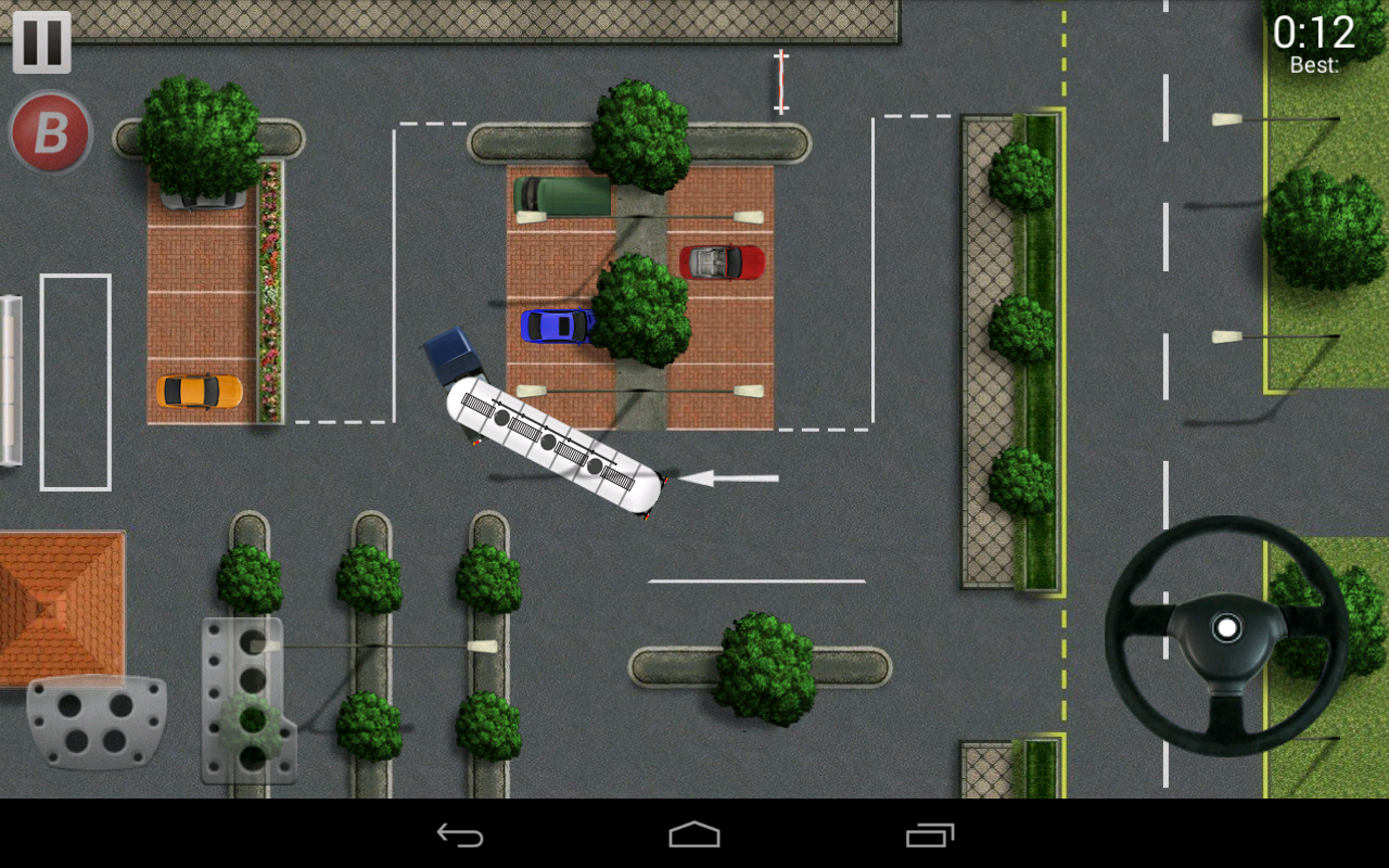 Parking Truck- screenshot