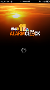 Alarm Clock WBAL-TV 11 - screenshot thumbnail