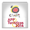 Guía apps turísticas. 2014 icon
