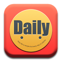 D-Daily GOLauncher EX Theme icon