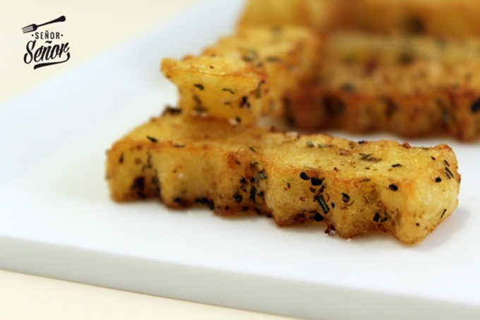 Potatoes with Fine Herbs