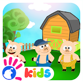 Three Little Pigs Puzzle Game