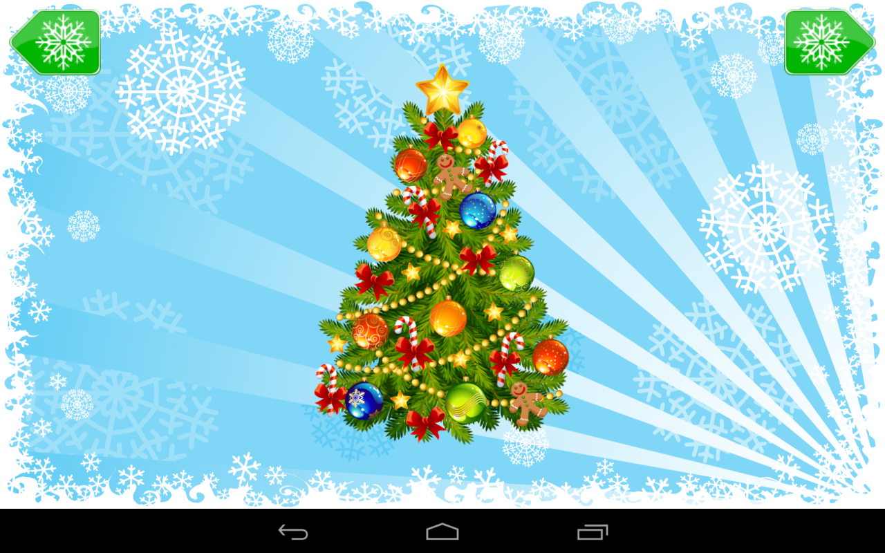 Kids Connect the Dots Xmas - screenshot