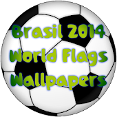 Brasil 2014 wallpapers flags