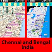 Madras Chenai Maps