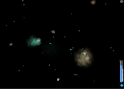 Asteroids HD - screenshot thumbnail