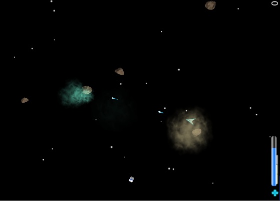 Asteroids HD - screenshot