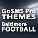 GoSMS Baltimore Football Theme icon