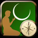 Sholat Times, Qibla, Adhan icon