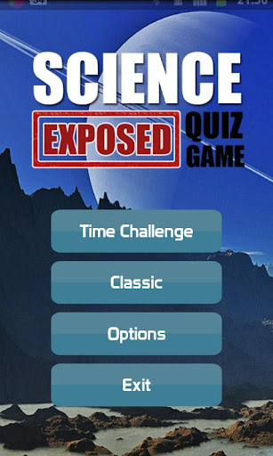 Science Exposed Quiz