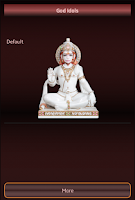 Screenshot of Hanuman Aarti And 3D Temple