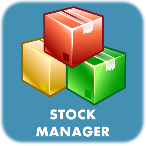 Stock Manager LOGO-APP點子