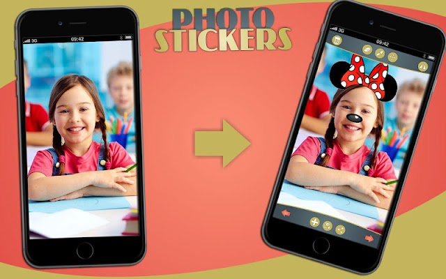 Cartoon Movies Photo Effect - screenshot