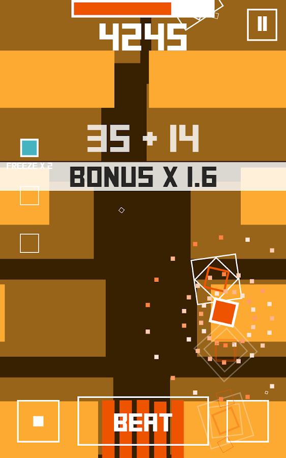 Rhythm Square- screenshot