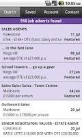 Screenshot of Jobs In Kent