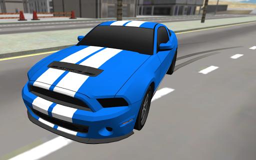 Race Car Driving 3D
